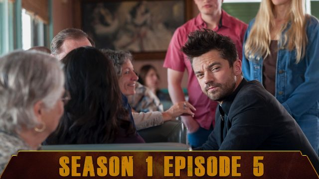 "Preacher After Show Season 1 Episode 5 ""South Will Rise Again"""