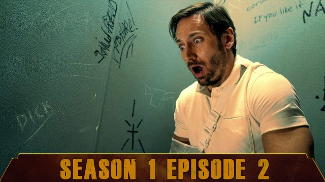 "Preacher After Show Season 1 Episode 2 ""See"""