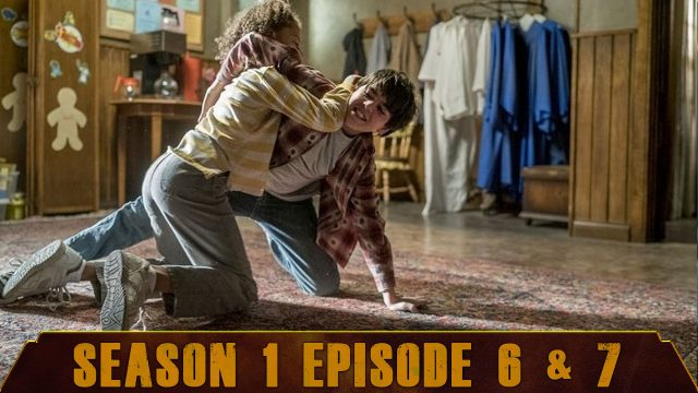 "Preacher After Show Season 1 Episode 6 ""Sundowner"" & 7 ""He Gone"""