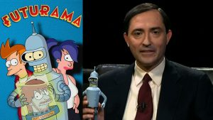 Futurama Writer/Co-Executive Producer Patric Verrone Photo