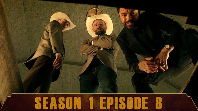 """Preacher After Show Season 1 Episode 8 """"El Valero"""""""