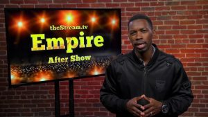 Melvin Jackson Jr. for the Empire After Show! Photo