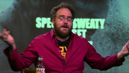 """Star Wars"", ""X-Men"" and Guitar Hero on Sweaty Nerds With Jon Schnepp"