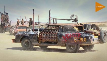 A POST APOCALYPTIC Desert Festival On theFeed!