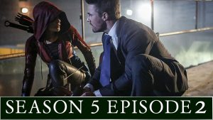 "Arrow Season 5 Episode 2 ""The Recruits"" After Show Photo"