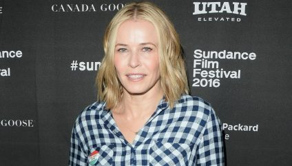 CHELSEA HANDLER Slams The Media on theFeed!
