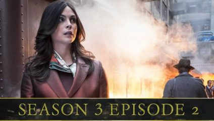 """Gotham Aftershow Season 3 Episode 2 """"Burn the Witch"""""""