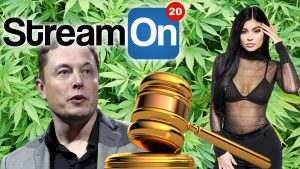 Weed is LEGAL, Tesla Beats the Oil Industry, Kylie Jenner Might Be In A Band AND MORE on Stream On! Photo