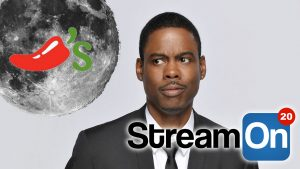 Chris Rock Running For President, The Supermoon, Chili's Drama AND MORE on Stream On! Photo
