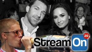 Justin Bieber Doesn't Pay For His Drinks, Demi Lovato's New BAE AND MORE on Stream On! Photo