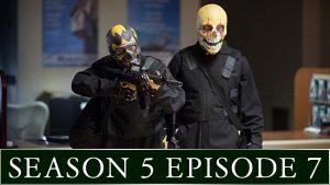 """Arrow After Show Season 5 Episode 7 """"Vigilante"""" Photo"""