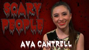 Scary People Interview with Ava Cantrell Photo