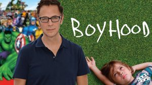 AMC Movie Talk – James Gunn Responds to Superhero Films Criticism, BOYHOOD Sequel Photo