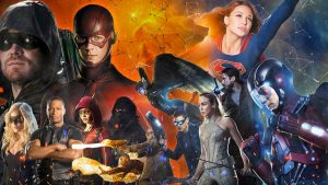 DC TV Universe: The Flash, Arrow, Legends of Tomorrow and MORE! Episode 7 Photo