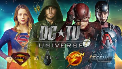 DC TV Universe: The Flash, Arrow, Supergirl, Legends of Tomorrow and MORE! Episode 6