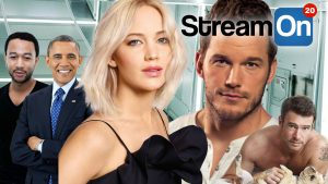 Jennifer Lawrence and Chris Pratt BATTLE, Porn for WOMEN, and MORE on Stream On! Photo