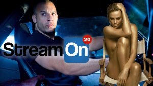Vin Diesel, FAST and FURIOUS 8, WEIRD Apps, and MORE on Stream On! Photo