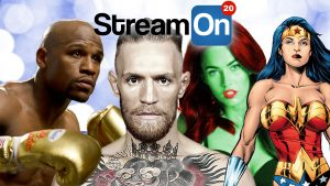Floyd MAYWEATHER Jr.,  Megan Fox as POISON IVY, Wonder Woman Gets The BOOT and MORE on Stream On! Photo
