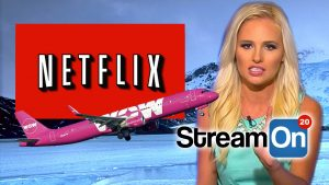 Netflix News, Tomi Lahren Tweets, WOW Iceland and more on STREAM ON! Photo
