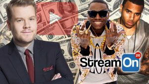 Chris Brown vs. Soulja Boy, Ocean 8's Newest Member, YouTube Money and more on STREAM ON! Photo