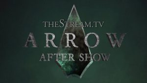 "Arrow Season 5 Episode 17 ""Kapiushon"" Aftershow Photo"