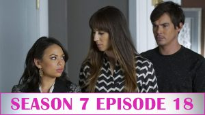 "Pretty Little Liars After Show Season 7 Episode 18  ""Choose Or Lose"" Photo"